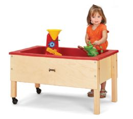 JontI-Craft Toddler Space Saver Sensory Table