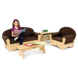 JontI-Craft Komfy Sofa 2 Piece Set