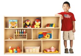 Young Time Three Shelf Storage - Rta