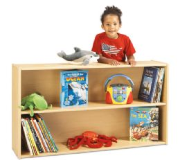 Young Time Straight Shelf Storage - Rta