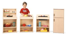 Young Time Play Kitchen 4 Piece Set