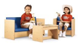 Young Time Living Room Set - 3 Piece - Rta