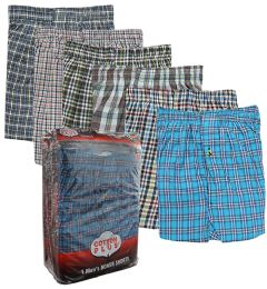 48 of Boxer Shorts Single Pack Size M Pack Of 1