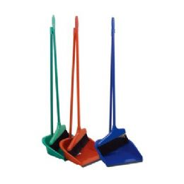 "24 of Dustpan With Broom 47""high"