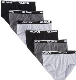 72 of Gildan Mens Imperfect Briefs, Assorted Colors And Sizes