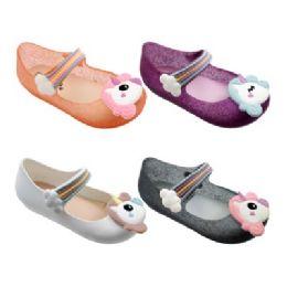 48 of Girls Unicorn Mary Jane Shoes