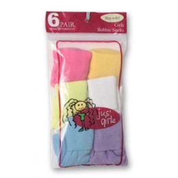 36 of Kid's Socks Assorted Sizes Of 4-6