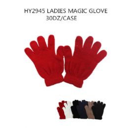 200 of Ladies Magic Gloves Assorted Gloves