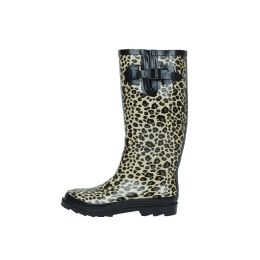 12 of Ladies' Rubber Rain Boots Size 6-11
