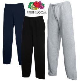36 of Men's Fruit Of The Loom Sweatpants, Size 2xlarge