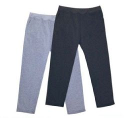 48 of Mens Athletic Pants Size Large In Black And Grey