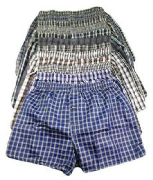 240 of Mens Boxer Shorts Size S-xl
