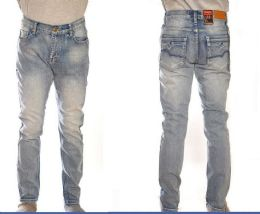 12 of Mens Fashion Stretched Denim