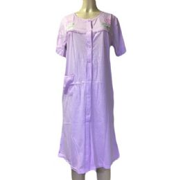 60 of Nines Ladys House Dress / Pajama Assorted Colors Size Large