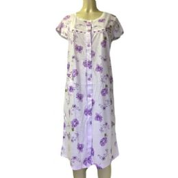 36 of Nines Ladys House Dress / Pajamas Assorted Colors Size Large