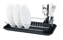 12 of Home Basics Compact Dish Drainer