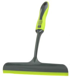 12 of Home Basics Brilliant Squeegee, Grey/lime