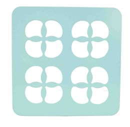 12 of Home Basics Turquoise Collection Trinity Trivet, Turqouise