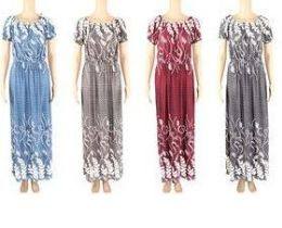 48 of Womans Summer Dress In Assorted Sizes