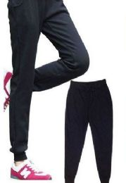 24 of Womens Athletic Pants Size Xxlarge Assorted Color
