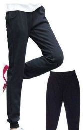 24 of Womens Athletic Pants Size Large Assorted Color