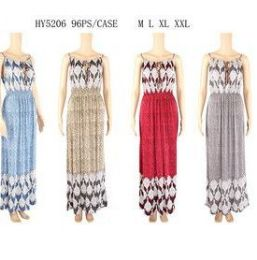 48 of Womens Fashion Summer Sundress In Assorted Sizes