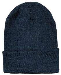 144 of Yacht & Smith Black Unisex Winter Warm Beanie Hats, Cold Resistant Winter Hat