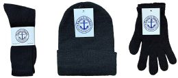 720 of Yacht & Smith Bundle Care Combo Pack, Wholesale Hats Glove, Socks (720, Mens)