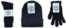 720 of Yacht & Smith Bundle Care Combo Pack, Wholesale Hats Glove, Socks 720pcs , Womens Gift Set