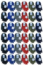 144 of Yacht & Smith Wholesale Kids Beanie And Glove Sets (beanie Glove Set, 144 Pieces)