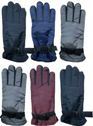 72 of Yacht & Smith Women's Winter Warm Waterproof Ski Gloves, One Size Fits All Bulk Buy