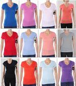 144 of Women's V Neck T-Shirt