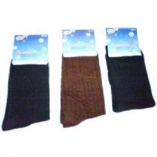 120 of Mens 1 Pair Dress Socks in Assorted Colors