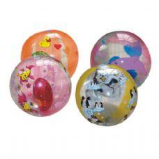 48 of Inflatable Ball Animal Prints 9Inch