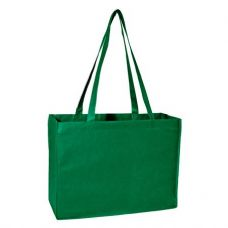 100 of Deluxe Tote Jr - Green