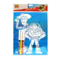 48 of Foil Fun Set Toy Story