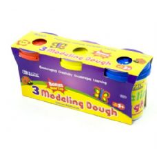 24 of Multi Color Modeling Dough 3 Pack