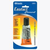 144 of BAZIC 1 Oz. (30mL) Contact Cement Adhesive