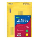 "48 of BAZIC 8.5"" X 11.25"" (#2) Self Sealing Bubble Mailers (3/Pack)"