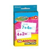 144 of BAZIC Addition Flash Cards (36/Pack)