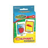 72 of BAZIC Alphabet Preschool Flash Cards (36/Pack)