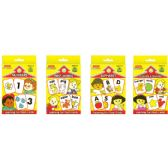 48 of FISHER-PRICE Preschool Series Flash Cards (36/Pack)