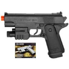 120 of P0623A Airsoft Pistol w/laser & flashlight