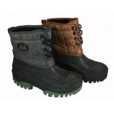 12 of Boy's water proof snow boots