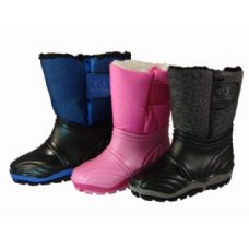 24 of Kid's Water Proof Snow Boot