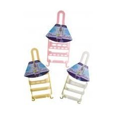 72 of Plastic Shower Caddy (Assorted Colors)