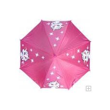 36 of Kids Cat Print Umbrella
