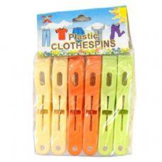 96 of Cloth Pin Plastic 6PK