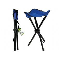 15 of camping stool with strap assorted colors