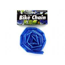 72 of Rubber coated bike chain